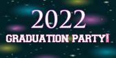 Custom Year Graduation Party Banner