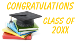Custom Class Of Graduation Signs