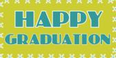 Happy Graduation Banners