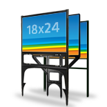 """18"""" x 24"""" Yard Sign Frames"""