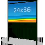 """24"""" x 36"""" Yard Sign Frame"""