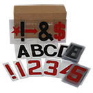 Changeable Letter Kits