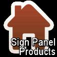 Real Estate Sign Panels