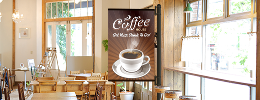 Cafe Banners