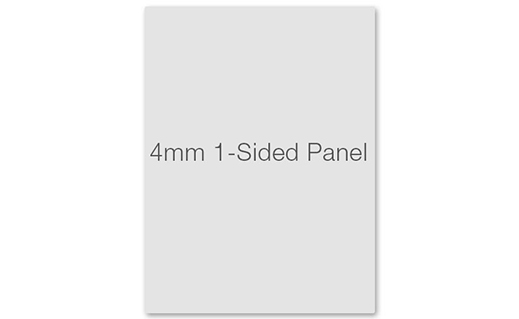 4mm Graphic Sign Panel