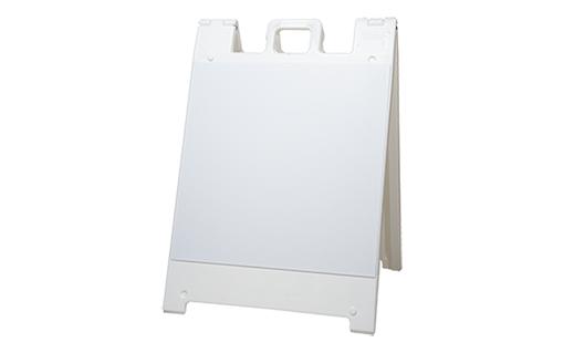 a frame squarecade white