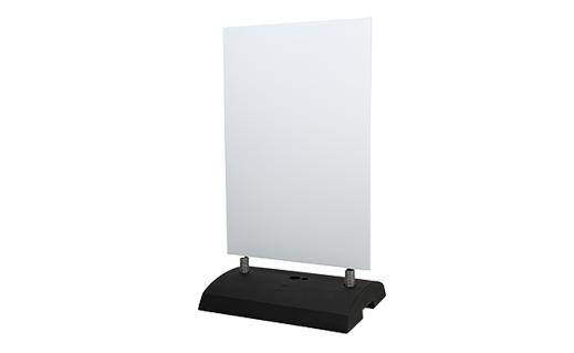 3'x2' Springer Plastic Sign Frame