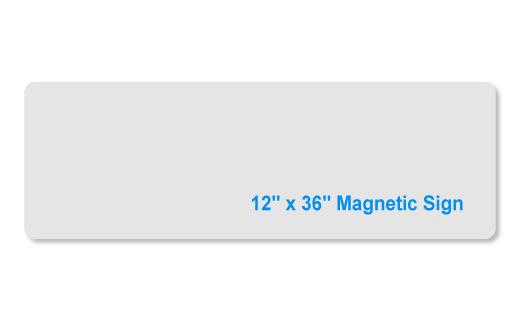 12x36 magnet