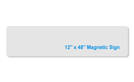 12x48 magnet