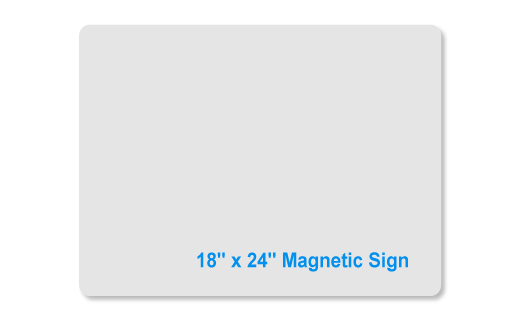 18x24 magnet