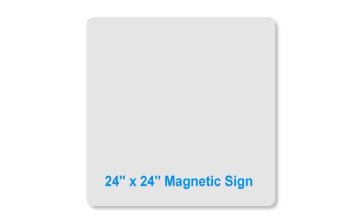 24x24 magnet