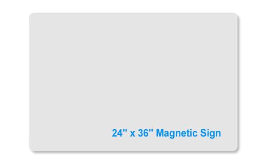 24x36 magnet