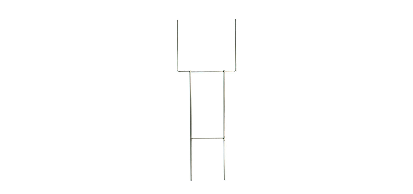 Heavy Duty Wire Stake for Yard Sign Displays