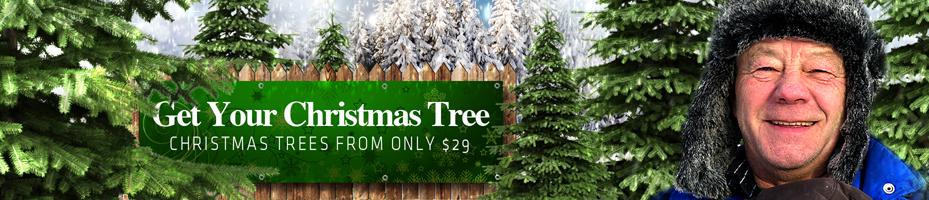 Christmas Tree Sale Signs