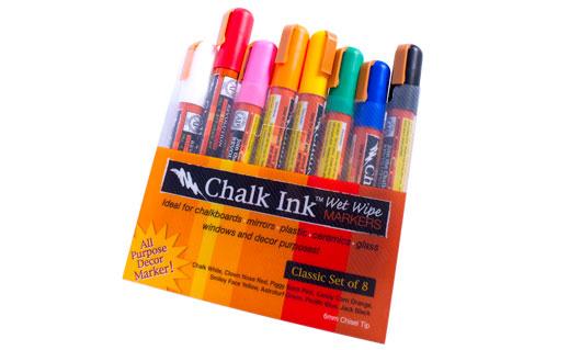 Chalkink Standard 8