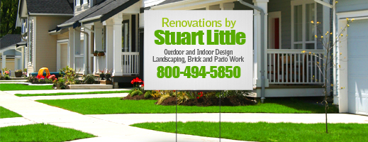 18x24 yard signs for Advertising