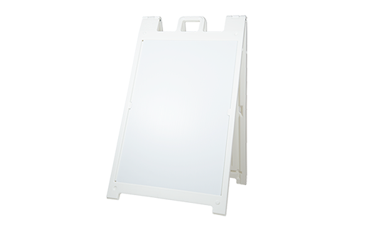a frame signicade deluxe white 3x2