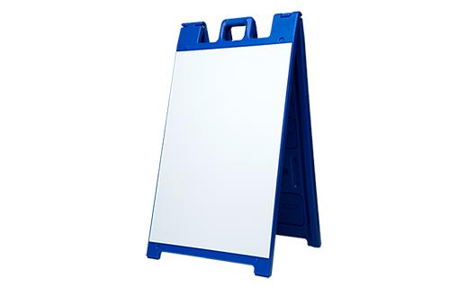 a frame signicade blue