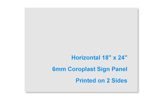 6mm Sign Panel