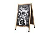 Wood Chalkboard, 3' x 2'