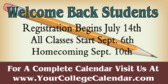 welcome-back-students-signs