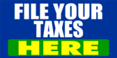 Tax Filing Banners