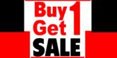 Buy 1 Get 1 Sale Green