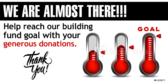 church fundraiser sign template
