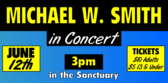 michael w smith in correct