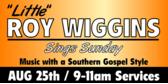 church choir sign template