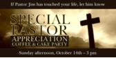 church pastor appreciation signs