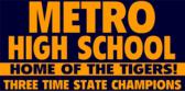 Proud High School Banner Design