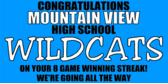 Prideful Congratulations School Banner Design