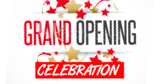 Grand Celebration Opening Banner