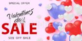 Valentine's Sale Banners