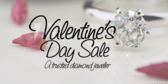 Valentines Day Sale Diamond Seller