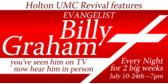 church revival billy graham at university