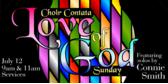 church concert choir concert