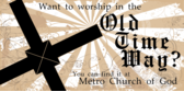 worship the old time