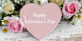 Happy Valentine's Banners