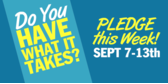 pledge-week