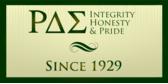 Greek Pride Banner Design