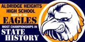 High School Home of Banner