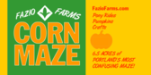Corn Fields and Mazes Design 3