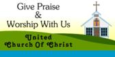 church sign template