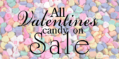Valentine Candy Sale