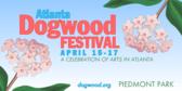Spring Dogwood Festival Banner