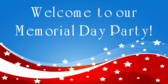 welcome-to-our-memorial-day-party