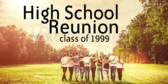 High School Reunion Sign