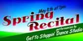 Spring Recital Studio Ad